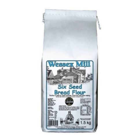 Six Seed Bread Flour Wessex Mill 1.5kg